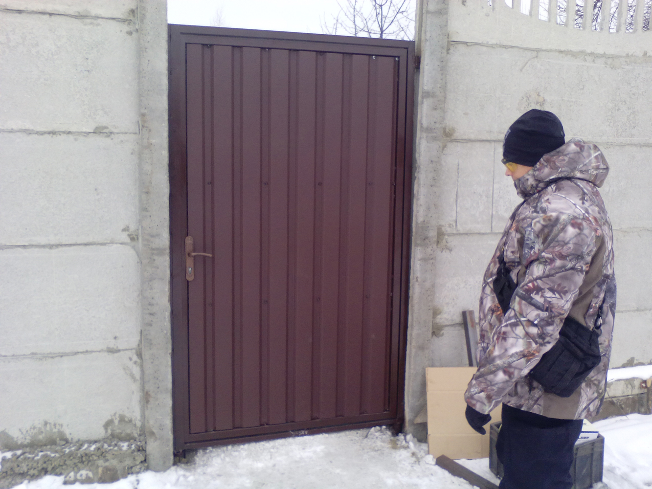 купить металлическую дверь недорого в щербинке